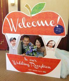 顔だしウェルカムボード オリジナルデザイン Wedding Engagement, Our Wedding, Welcome Boards, Work Inspiration, Wedding Images, Unique Weddings, Toy Chest, Frame, Design