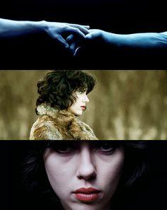 Under the Skin (2013): Scarlett Johansson as an alien seductress who preys on men in Scotland.