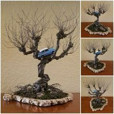 DIY Harry Potter Whomping Willow Wire Tree with Flying . - DIY Harry Potter Whomping Willow Wire Tree with Flying … - Harry Potter Schmuck, Bijoux Harry Potter, Objet Harry Potter, Décoration Harry Potter, Harry Potter Thema, Estilo Harry Potter, Harry Potter Bedroom, Harry Potter Wedding, Harry Potter Birthday