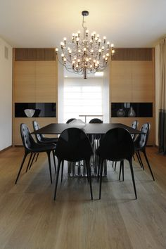 The Flos 2097 Chandelier is one of designer Gino Sarfatti's many triumphs in illumination. Decor, Flos 2097, Flos 2097 30, Modern Chandelier, Flos, Lighting Ceiling Lamp, Flos Chandelier, Chandelier In Living Room, Hanging Lights Kitchen