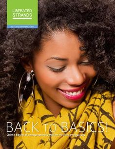 Natura Magazine is an online publication/natural hair blog that celebrates natural hair and healthy lifestyle living. The main purpose of the magazine is to educate readers on natural hair care, healthy lifestyle and living your best life possible through fitness and nutrition. Natura (which is Latin for nature) is distributed quarterly to its subscribers and is in a league of it's own. <!--more-->The content of the magazine will take its readers on a journey of what it's like to b...