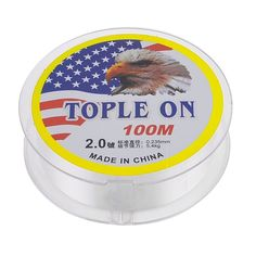 2 0.235mm 12Lb Capacity White Freshwater Fish Line Spool 100 Meters * Be sure to check out this awesome product.