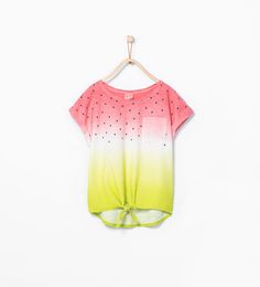 ZARA的图片 1 名称 西瓜 T 恤