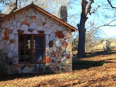 """""""Rocky,"""" one of two antique cabins. All that remains of this cabin today is a wall and a fireplace. - See more at: http://chambersarchitects.com/blog/271-blanco-river-floods.html#sthash.Lu1vqJJb.dpuf"""