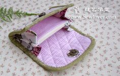 Small Purse Tutorial