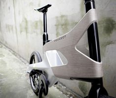 Peugeot dl122 concept bike