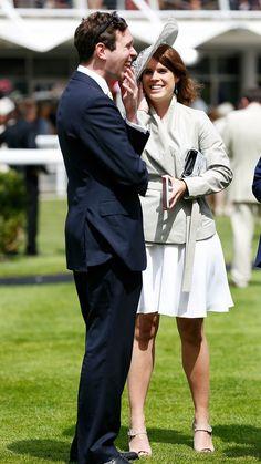 World of Windsor : Princess Eugenie of York and Jack Brooksbank...
