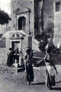 Italian Vintage Photographs ~ Taormina 1800 TuscanyAgriturismoGiratola