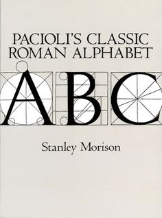 Stanley Morison typography. It's crazy to think about how specific and perfect type is and that someone designed it by hand. And I think that makes you appreciate it more even though it is just plain ol' default type.