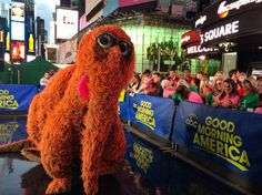 """How some disturbing real-life news reports about child welfare forced Big Bird to reveal his """"imaginary"""" friend to the world."""