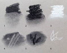 'A Beginner's Guide to Simple Charcoal Techniques...!' (via The Craftsy Blog)