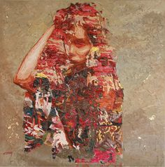Hossam Dirar - Oil on Canvas Oil On Canvas, Arts And Crafts, Painting, Artwork, Inspiration, Color, Art Work, Biblical Inspiration, Colour