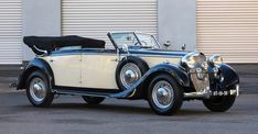 Mercedes-Benz built some remarkably attractive 1930s cars other than its headliner Spezial Roadster, and this 1938...
