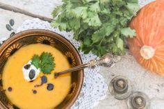 Crema de calabaza - 30 cenas que te ayudan a adelgazar Deli, Healthy Recipes, Healthy Meals, Snacks, Fruit, Cooking, Ethnic Recipes, Desserts, Food