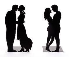 Lovers Bookends | Making Book Ends Meet Neat! Innovative! One of a kind! Aline