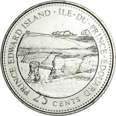 Canadian Coin Collection: Prince Edward Island 1992 - Anniversary of Confederation Old Coins, Rare Coins, Canadian Things, Foreign Coins, Coins Worth Money, Coin Worth, Gold And Silver Coins, Bullion Coins, Canadian History