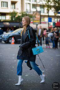 STYLE DU MONDE / Paris SS 2017 Street Style: Alexandra Carl  // #Fashion, #FashionBlog, #FashionBlogger, #Ootd, #OutfitOfTheDay, #StreetStyle, #Style