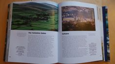 I'm particularly biased as we live in Yorkshire and I can certainly why see the Yorkshire Dales features in this book. We have done 37/501 of the destinations so just a few more to go! You can keep up to date with my travels in the 'Travel' section here www.thatideasgirl.com/category/travel.