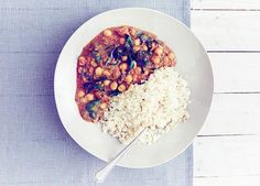 Chickpea curry womens health 20 minute meal