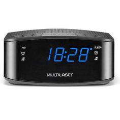 8949c747220 Rádio Relógio   Despertador com Preços Incríveis no Shoptime