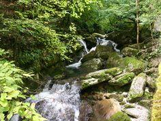 Waterfall, Outdoors, Outdoor, Waterfalls