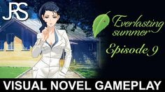 Let's Play Everlasting Summer #9 | Visual Novel Gameplay