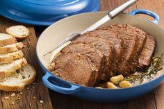 Peito de panela por Academia da carne Friboi