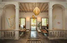 LA VILLA - Official Website - Pondicherry Hotel