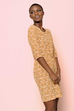 Robe timotey palm - robe - des petits hauts 1