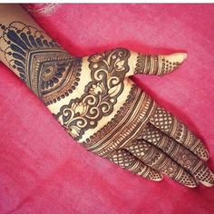 Henna @reshmas_mehendi