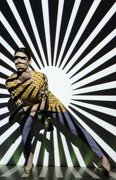 Futuristic Patterns  Photographer: Vanessa DeZutter  Stylist: Carmen Tsang  MUAH: Michelle Comtois  Model: Rachel, Numa Models  Light projections, patterns, colours, editorial, photo shoot, Fashion Books, Futuristic, Photo Shoot, Editorial, Fair Grounds, Colours, Models, Patterns, Stylists
