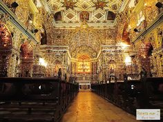 Conheça Salvador, Bahia, Brasil. igreja ordem primeira sao francisco.