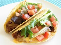 The Royal Cook: Oven Tacos