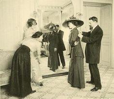 Les Createurs de La Mode 1910 - 49 Le Taileur | by CharmaineZoe's Marvelous Melange