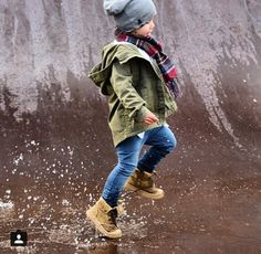 Denim Jegs Oxford Scarf Stone Bandit Beanie www.beauhudson.co Beau Hudson, Boy Fashion, Fashion Outfits, Boy Outfits, Military Jacket, Leo, Baby Kids, Rain Jacket, Windbreaker