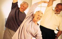 Safe Stretching Exercises for Senior Citizens