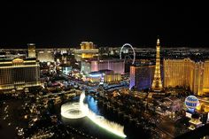 Read the top 10 things to do in Las Vegas!