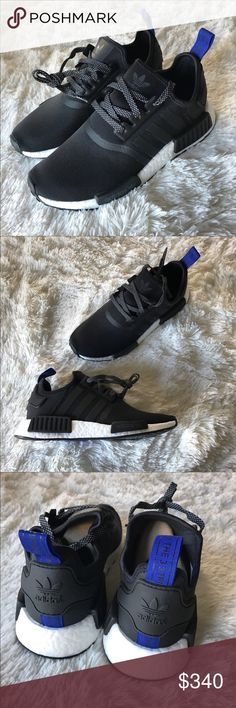 Adidas NMD R1 ✨ New in Box! Men's Size 7 (this colorway runs small, will best fit a Men's Size 6.5/Women's Size 8.5. I am size 9 and these are about a half size too small for me.)   100% authentic! Comes with original box.   ✅ Bundle to save on shipping costs! ♏️ Lower prices on Merc! Find my page by searching for @heather_lynn.  ❌ Price is FIRM! ❌ NO TRADES! ❌ Lowball offers will be ignored and deleted.  Closet Tags: VS, Victoria's Secret, Sport, PINK, Nike, Follow Me, Follow Game Adidas…