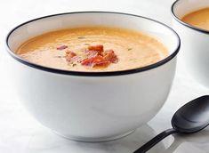 Κρεμώδης σούπα με γλυκοπατάτα - Dairy-free