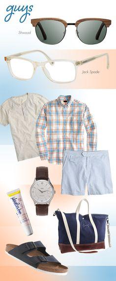 Say Goodbye to Summer in Eyewear-Clad Fashion: http://eyecessorizeblog.com/?p=6127