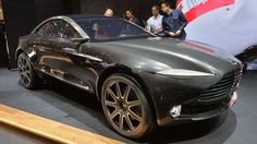 Aston Martin DBX Concept: Geneva 2015 Photo Gallery - Autoblog
