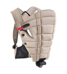 Phil&Teds Emotion Front Baby Carrier in Sand - Baby Carrier Phil And Teds, Dribble Bibs, Travel System, Baby Head, Head And Neck, Baby Accessories, Baby Car Seats, Baby Carriers, Startups