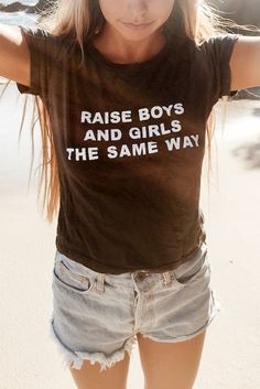 Brandy ♥ Melville | Mason Boys and Girls Top - Graphics
