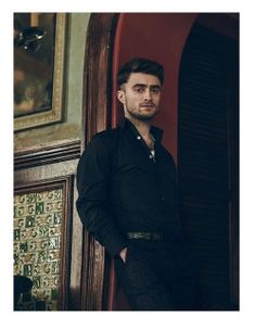 KEVIN SINCLAIR  @kevin_fbfs   Essential Homme flashback with the talented Daniel Radcliffe styled by the amazing @mrterry