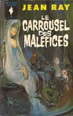 Le Carrousel des Malefices - Jean Ray