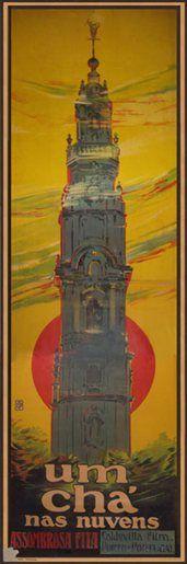 'Um chá nas nuvens' (1917), de Raul de Caldevilla