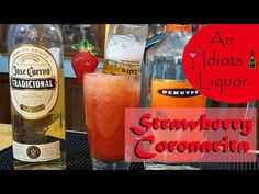 Strawberry Coronarita Recipe | Epic Drink Recipes