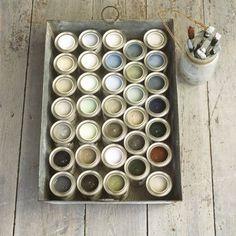 Non toxic paint: Marston & Langinger