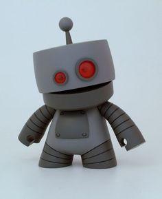 Kidrobot 8″ Munny - Custom Toy Lab – Custom Designer Vinyl Toys, Paper Toys & Plush Toys