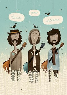 Peter Donnelly by Illustrators Ireland , via Behance